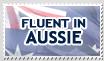 Fluent in Aussie-English by lupisashes