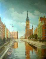 Cityscape by gyurka