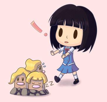Shino no! by Hanae-Narahashi