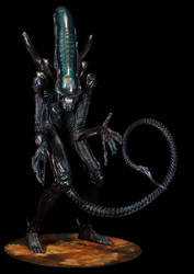 Alien by sivousplay