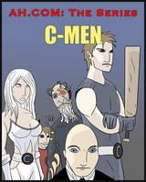 C-men by Alex-Claw