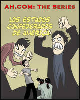 Los Estado Confederados by Alex-Claw