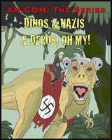 Dinos and Deros by Alex-Claw