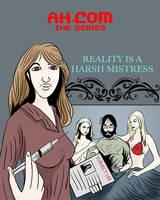 Harsh Mistress by Alex-Claw