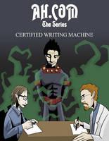Writing Machine by Alex-Claw