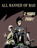 2 Years Dead by Alex-Claw