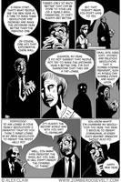 Zombie Roosevelt Comic by Alex-Claw