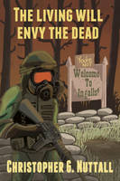 Envy the Dead Cover by Alex-Claw