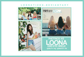 [PHOTOPACK #13] LOONA/OEC | BY LOONATICKS by loonaticks