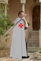 Guy de Lyons, Knight of the Sword by Xirene