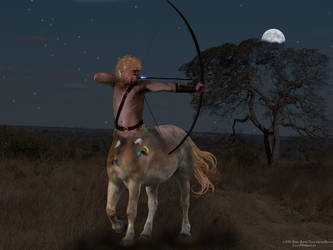 Red Cross of Gold: The Centaur final version by Xirene