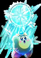 Plasma Kirby by JA-punkster
