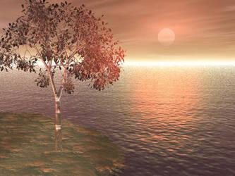 Glass tree by StalkerInTheShadows