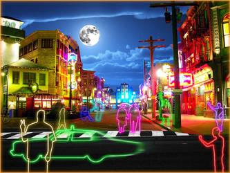 Street Lights by Masterjohn74