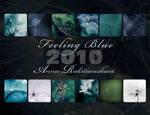 Calendar 2010: Feeling Blue by anna-earwen