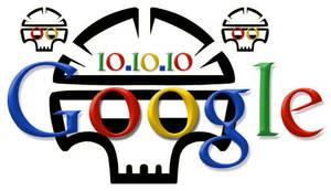10-10-10 Google Doodle by LoseTheGameDotCom