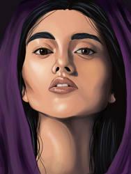 Inej Ghafa by damar97