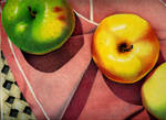 Teaching with Apples by killaby