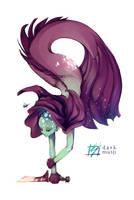 Assassin Mermaid by DarkMusli