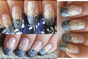 Nail art 97 by ChocolateBlood