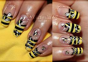 Nail art 106 by ChocolateBlood