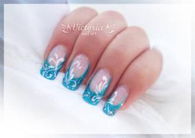 Nail art 187 by ChocolateBlood