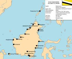 Brunei by Nederbird