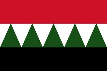 Random Arab Flag by Nederbird