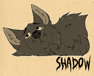 Inktober #9: Shadow by lilyote