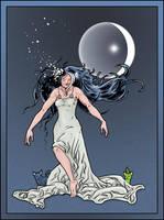 Moon Goddess by JamieCOTC