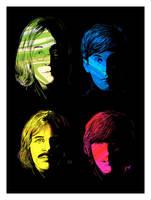 The Beatles by JamieCOTC