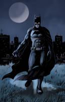 Batman by JamieCOTC