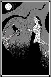 Witch's Familiar by JamieCOTC
