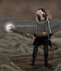 War Witch by JamieCOTC