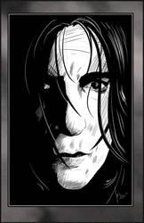 Snape by JamieCOTC
