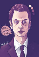 Jim Moriarty by speep