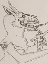 Demon by DrawingDinoPro