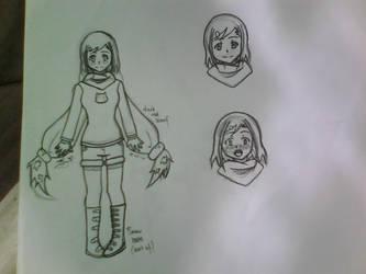 OC - Teen by Makerra-chan