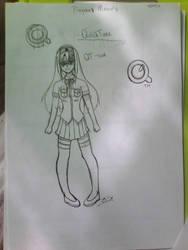 OC - QT-tan (Quick Time) by Makerra-chan