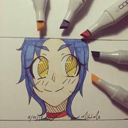 Nori-chan!! (CHANGE OF NAME) by Makerra-chan