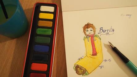 Borrito by Makerra-chan