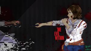 The Evil Within: Kidman! by washidashi