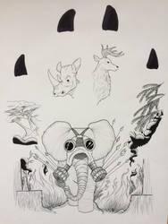 Elephant by rudy321