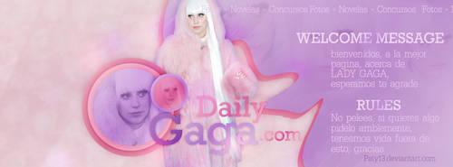 Portada Fluffy Gaga by paty13