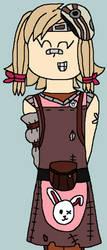 CG: Tiny Tina by angelthewingedcat