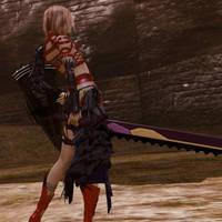 Lightning - Red Witch by Vorosh-CR