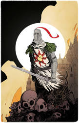 solaire of astora by hot-fish