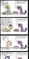 The Ultimate Pony Chessmaster by zxcvsaw