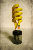 Art Bulb by AlexPlatonov
