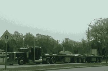 Truck 5/5  by Truckersdude241